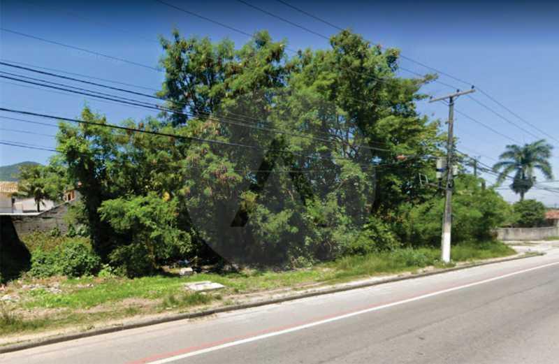 Terreno Av. Central Ana Claudi - Imobiliária Agatê Imóveis vende Terreno Comercial Plano, 500m² por R560 mil reais - Itaipu - Niterói/RJ. - HTTC00001 - 4