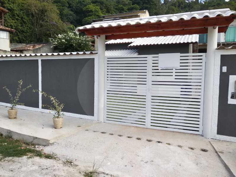 Casa Condomínio  - Imobiliária Agatê Imóveis vende Casa em Condomínio de 61 m² Várzea das Moças - Niterói. - HTCN20047 - 3