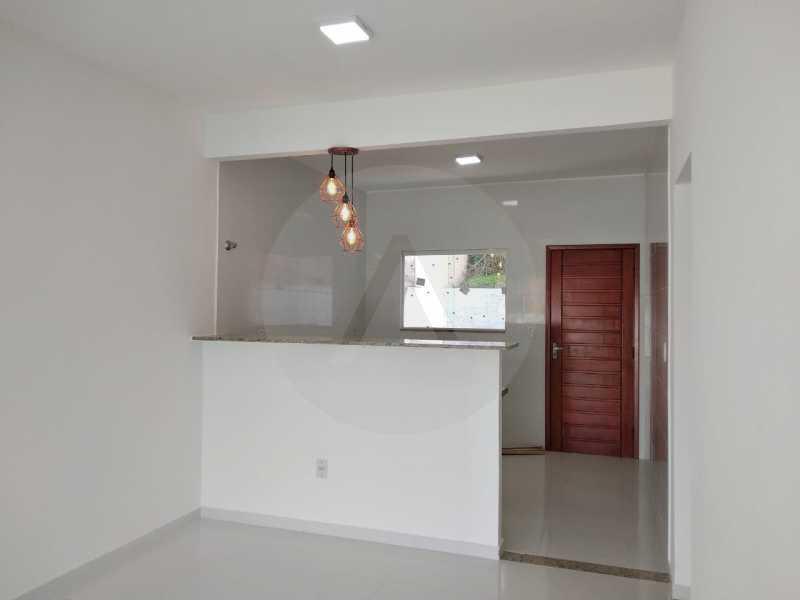 Casa Condomínio  - Imobiliária Agatê Imóveis vende Casa em Condomínio de 61 m² Várzea das Moças - Niterói. - HTCN20047 - 9