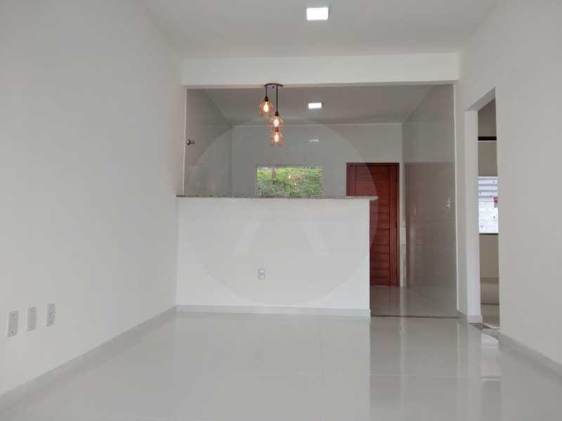 Casa Condomínio  - Imobiliária Agatê Imóveis vende Casa em Condomínio de 61 m² Várzea das Moças - Niterói. - HTCN20047 - 8
