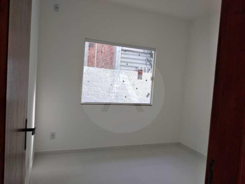 Casa Condomínio  - Imobiliária Agatê Imóveis vende Casa em Condomínio de 61 m² Várzea das Moças - Niterói. - HTCN20047 - 16