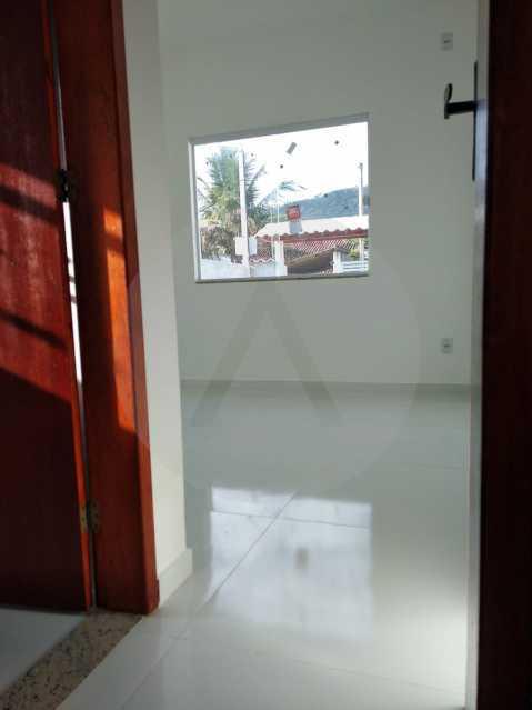 Casa Condomínio  - Imobiliária Agatê Imóveis vende Casa em Condomínio de 61 m² Várzea das Moças - Niterói. - HTCN20047 - 13