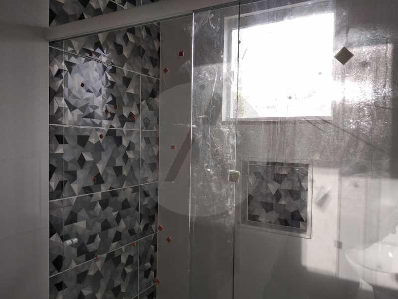 Casa Condomínio  - Imobiliária Agatê Imóveis vende Casa em Condomínio de 61 m² Várzea das Moças - Niterói. - HTCN20047 - 19