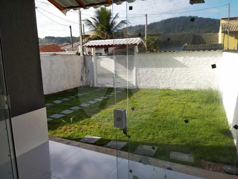 Casa Condomínio  - Imobiliária Agatê Imóveis vende Casa em Condomínio de 61 m² Várzea das Moças - Niterói. - HTCN20047 - 6