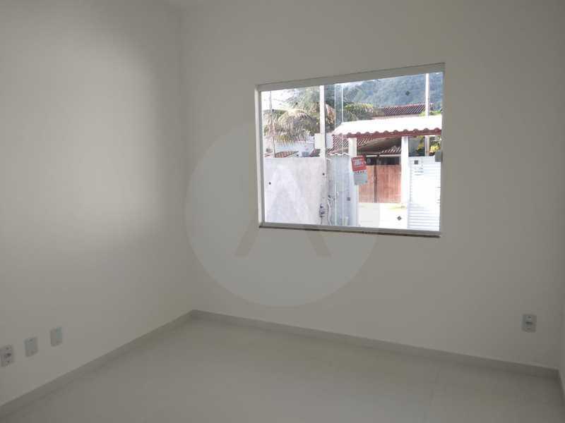 Casa Condomínio  - Imobiliária Agatê Imóveis vende Casa em Condomínio de 61 m² Várzea das Moças - Niterói. - HTCN20047 - 17