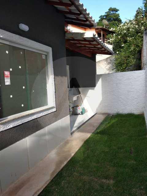 Casa Condomínio  - Imobiliária Agatê Imóveis vende Casa em Condomínio de 61 m² Várzea das Moças - Niterói. - HTCN20047 - 20