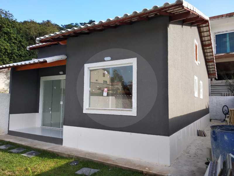 Casa Condomínio  - Imobiliária Agatê Imóveis vende Casa em Condomínio de 61 m² Várzea das Moças - Niterói. - HTCN20047 - 5
