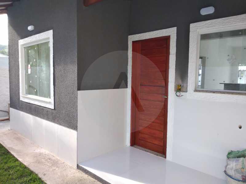 Casa Condomínio  - Imobiliária Agatê Imóveis vende Casa em Condomínio de 61 m² Várzea das Moças - Niterói. - HTCN20047 - 21