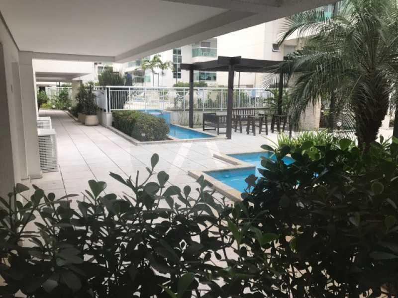 14 Apto Padrão Itacoatiara - Imobiliária Agatê Imóveis vende Apartamento Padrão de 90m² Itacoatiara - Niterói por R 700 mil reais. - HTAP30041 - 15