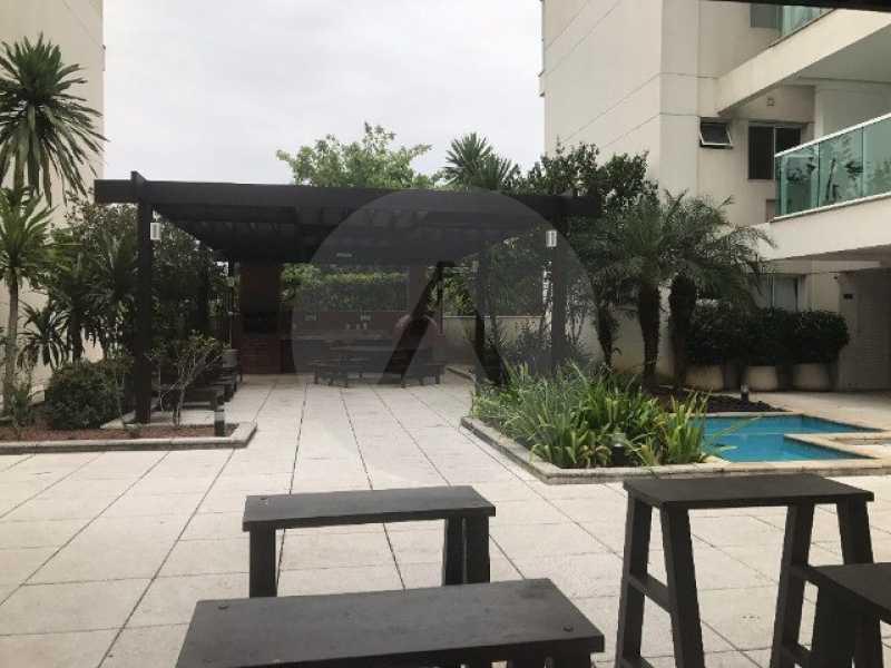 1 Apto Padrão Itacoatiara - Imobiliária Agatê Imóveis vende Apartamento Padrão de 90m² Itacoatiara - Niterói por R 700 mil reais. - HTAP30041 - 1