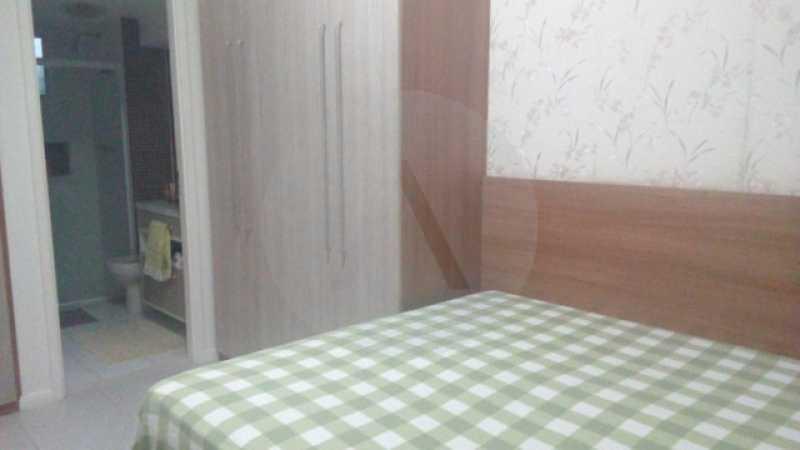 12 Apto Padrão Itacoatiara - Imobiliária Agatê Imóveis vende Apartamento Padrão de 90m² Itacoatiara - Niterói por R 700 mil reais. - HTAP30041 - 13