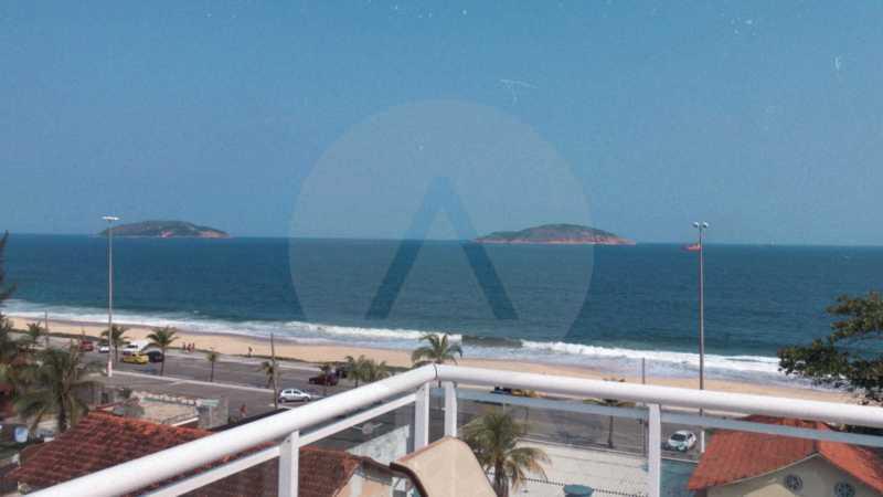 22 Apto Duplex Piratininga - Imobiliária Agatê Imóveis vende Apartamento Duplex de 111m² Piratininga - Niterói por R 920 mil reais. - HTAP30042 - 23