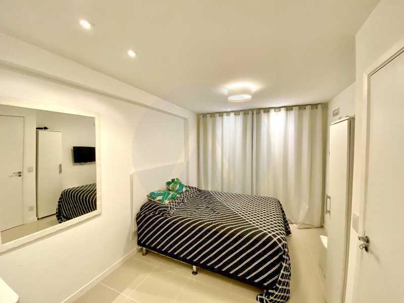 8 Apto Duplex Piratininga - Imobiliária Agatê Imóveis vende Apartamento Duplex de 111m² Piratininga - Niterói por R 920 mil reais. - HTAP30042 - 9