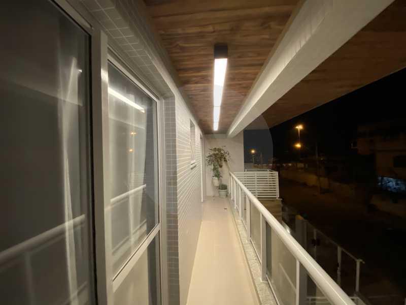 21 Apto Duplex Piratininga - Imobiliária Agatê Imóveis vende Apartamento Duplex de 111m² Piratininga - Niterói por R 920 mil reais. - HTAP30042 - 22