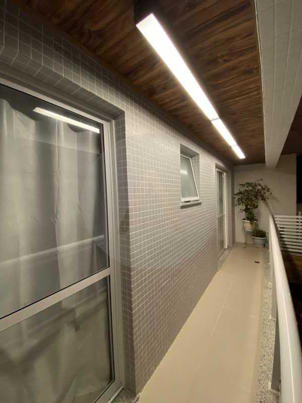 16 Apto Duplex Piratininga - Imobiliária Agatê Imóveis vende Apartamento Duplex de 111m² Piratininga - Niterói por R 920 mil reais. - HTAP30042 - 17