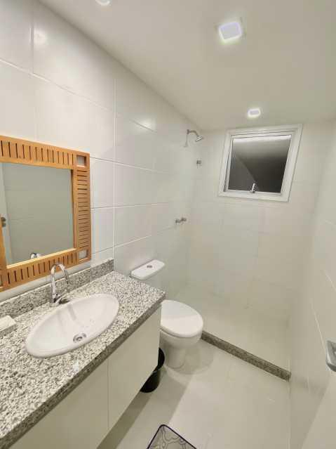 14 Apto Duplex Piratininga - Imobiliária Agatê Imóveis vende Apartamento Duplex de 111m² Piratininga - Niterói por R 920 mil reais. - HTAP30042 - 15
