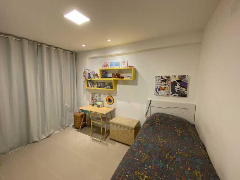 12 Apto Duplex Piratininga - Imobiliária Agatê Imóveis vende Apartamento Duplex de 111m² Piratininga - Niterói por R 920 mil reais. - HTAP30042 - 13