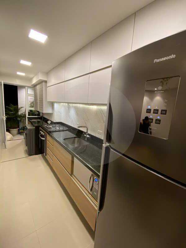 17 Apto Duplex Piratininga - Imobiliária Agatê Imóveis vende Apartamento Duplex de 111m² Piratininga - Niterói por R 920 mil reais. - HTAP30042 - 18