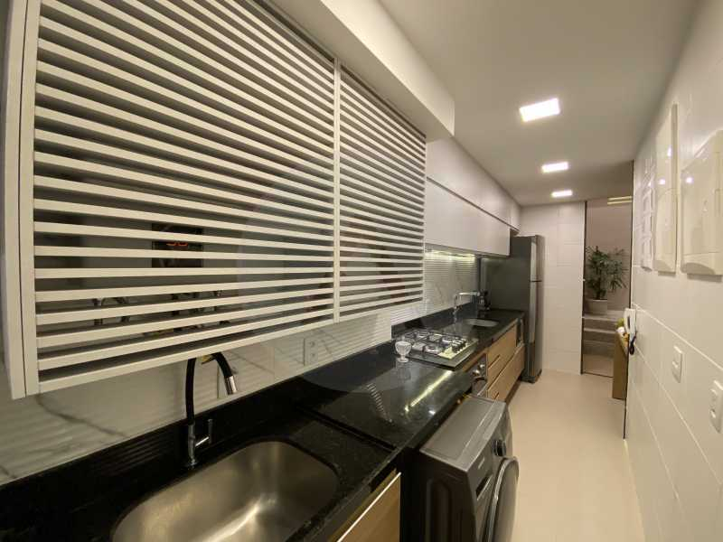 19 Apto Duplex Piratininga - Imobiliária Agatê Imóveis vende Apartamento Duplex de 111m² Piratininga - Niterói por R 920 mil reais. - HTAP30042 - 20