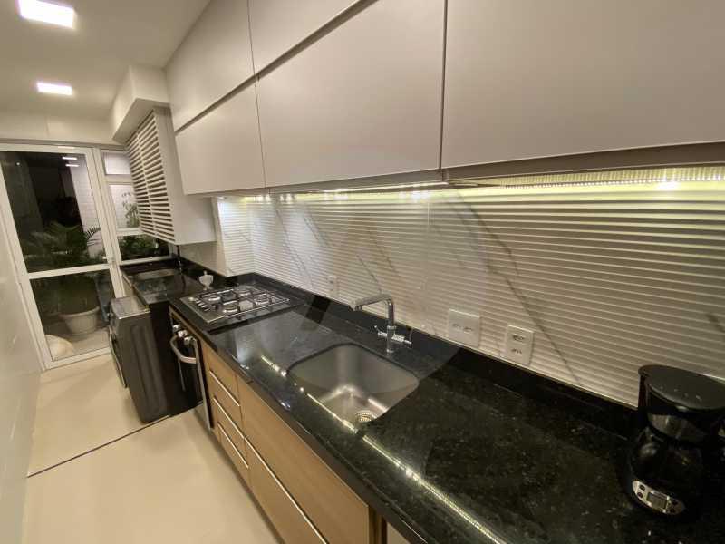 18 Apto Duplex Piratininga - Imobiliária Agatê Imóveis vende Apartamento Duplex de 111m² Piratininga - Niterói por R 920 mil reais. - HTAP30042 - 19