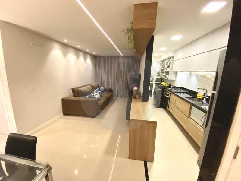 5 Apto Duplex Piratininga - Imobiliária Agatê Imóveis vende Apartamento Duplex de 111m² Piratininga - Niterói por R 920 mil reais. - HTAP30042 - 6