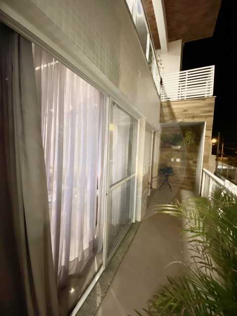 11 Apto Duplex Piratininga - Imobiliária Agatê Imóveis vende Apartamento Duplex de 111m² Piratininga - Niterói por R 920 mil reais. - HTAP30042 - 12