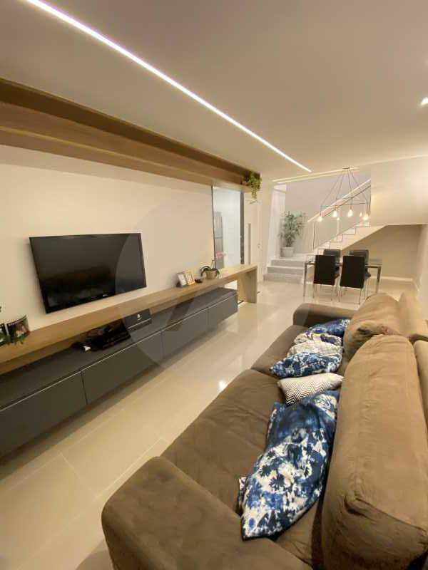 4 Apto Duplex Piratininga - Imobiliária Agatê Imóveis vende Apartamento Duplex de 111m² Piratininga - Niterói por R 920 mil reais. - HTAP30042 - 5