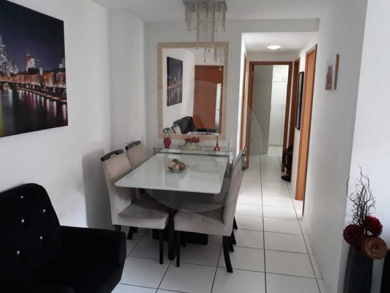 3 Apto Pendotiba. - Agatê Imóveis vende Apartamento Padrão com 3 dormitórios, 70m² Pendotiba - Niterói por 475 mil reais. - HTAP30043 - 4