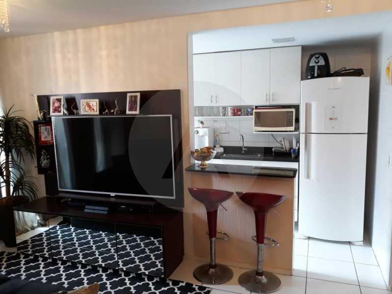 4 Apto Pendotiba. - Agatê Imóveis vende Apartamento Padrão com 3 dormitórios, 70m² Pendotiba - Niterói por 475 mil reais. - HTAP30043 - 5