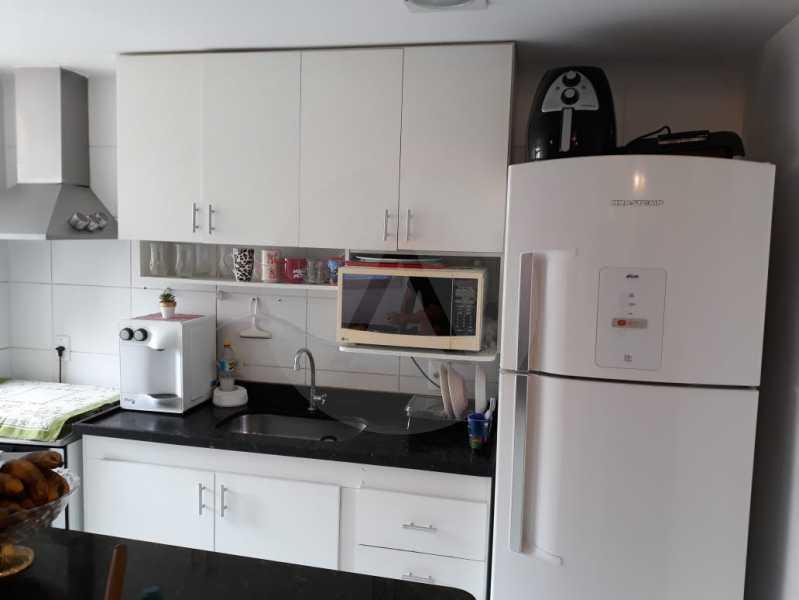5 Apto Pendotiba. - Agatê Imóveis vende Apartamento Padrão com 3 dormitórios, 70m² Pendotiba - Niterói por 475 mil reais. - HTAP30043 - 6