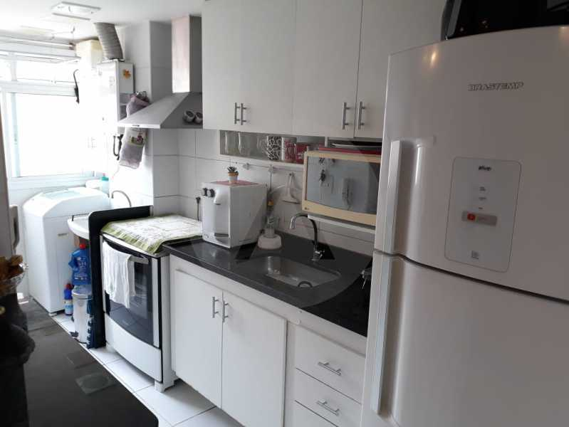 6 Apto Pendotiba. - Agatê Imóveis vende Apartamento Padrão com 3 dormitórios, 70m² Pendotiba - Niterói por 475 mil reais. - HTAP30043 - 7