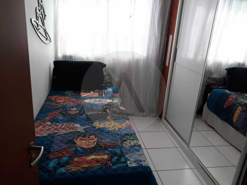 9 Apto Pendotiba. - Agatê Imóveis vende Apartamento Padrão com 3 dormitórios, 70m² Pendotiba - Niterói. - HTAP30043 - 10