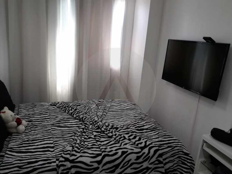 12 Apto Pendotiba. - Agatê Imóveis vende Apartamento Padrão com 3 dormitórios, 70m² Pendotiba - Niterói. - HTAP30043 - 13