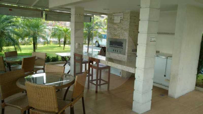 21 Apto Pendotiba. - Agatê Imóveis vende Apartamento Padrão com 3 dormitórios, 70m² Pendotiba - Niterói por 475 mil reais. - HTAP30043 - 21