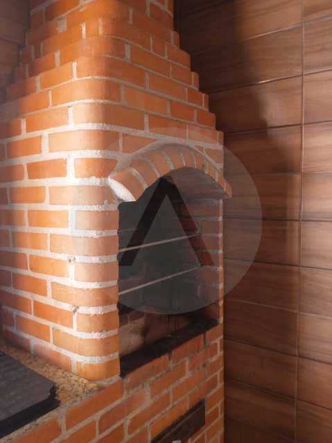 13 Casa Duplex Itaipu. - Imobiliária Agatê Imóveis vende Casa em Condomínio de 223m² Itaipu - Niterói. - HTCN40079 - 7