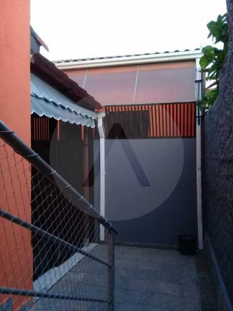 17 Casa Duplex Itaipu. - Imobiliária Agatê Imóveis vende Casa em Condomínio de 223m² Itaipu - Niterói. - HTCN40079 - 17