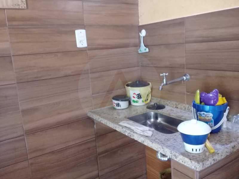 18 Casa Duplex Itaipu. - Imobiliária Agatê Imóveis vende Casa em Condomínio de 223m² Itaipu - Niterói. - HTCN40079 - 8