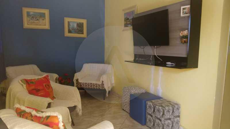 21 Casa Duplex Itaipu. - Imobiliária Agatê Imóveis vende Casa em Condomínio de 223m² Itaipu - Niterói. - HTCN40079 - 10