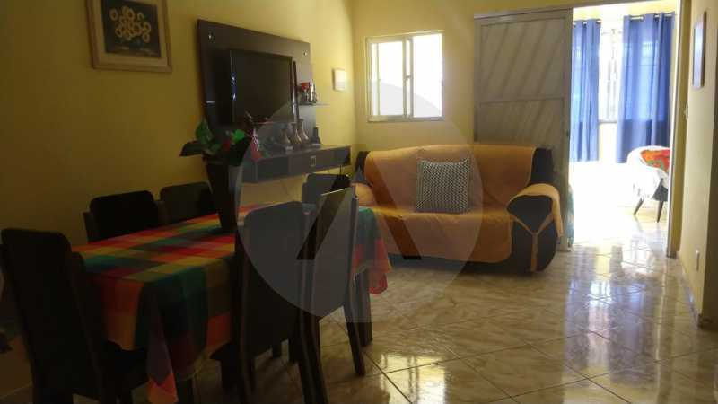 24 Casa Duplex Itaipu. - Imobiliária Agatê Imóveis vende Casa em Condomínio de 223m² Itaipu - Niterói. - HTCN40079 - 12