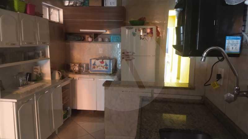 8 Casa Duplex Itaipu. - Imobiliária Agatê Imóveis vende Casa em Condomínio de 223m² Itaipu - Niterói. - HTCN40079 - 13