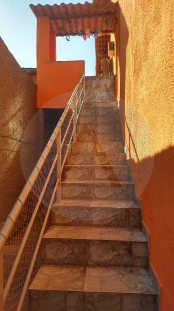 10  Casa Duplex Itaipu. - Imobiliária Agatê Imóveis vende Casa em Condomínio de 223m² Itaipu - Niterói. - HTCN40079 - 16