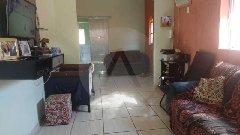 4 Casa Duplex Itaipu. - Imobiliária Agatê Imóveis vende Casa em Condomínio de 223m² Itaipu - Niterói. - HTCN40079 - 18