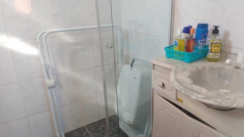 2 Casa Duplex Itaipu. - Imobiliária Agatê Imóveis vende Casa em Condomínio de 223m² Itaipu - Niterói. - HTCN40079 - 25