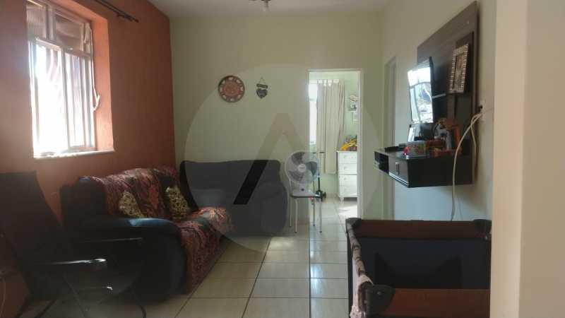 7 Casa Duplex Itaipu. - Imobiliária Agatê Imóveis vende Casa em Condomínio de 223m² Itaipu - Niterói. - HTCN40079 - 23