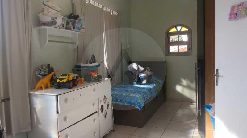 17 Casa Duplex Itaipu. - Imobiliária Agatê Imóveis vende Casa em Condomínio de 223m² Itaipu - Niterói. - HTCN40079 - 24