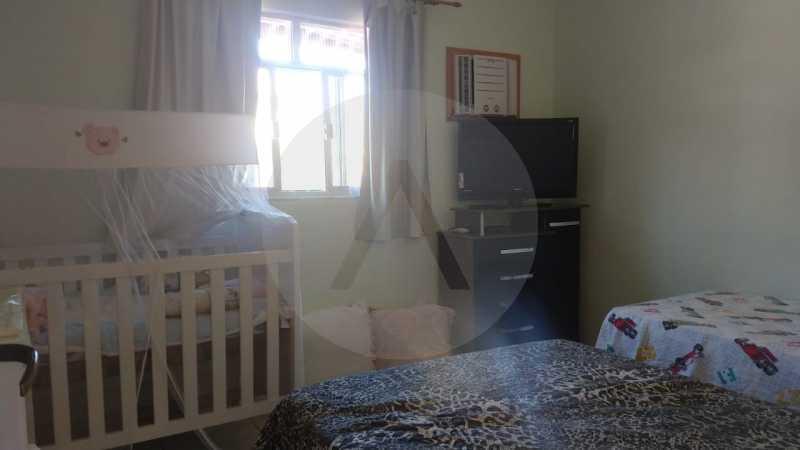 15 Casa Duplex Itaipu. - Imobiliária Agatê Imóveis vende Casa em Condomínio de 223m² Itaipu - Niterói. - HTCN40079 - 26