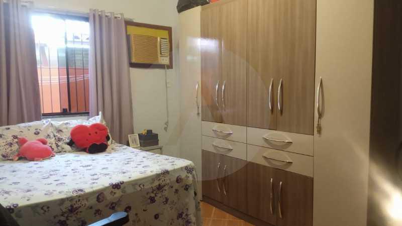 26 Casa Duplex Itaipu. - Imobiliária Agatê Imóveis vende Casa em Condomínio de 223m² Itaipu - Niterói. - HTCN40079 - 29