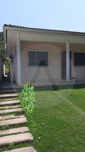 2 Casa Linear Itaipu. - Casa 2 quartos à venda Itaipu, Niterói - R$ 350.000 - HTCA20040 - 3