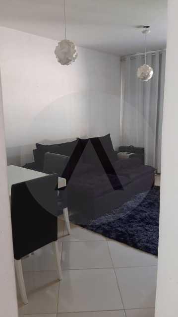 5 Casa Linear Itaipu. - Casa 2 quartos à venda Itaipu, Niterói - R$ 350.000 - HTCA20040 - 6