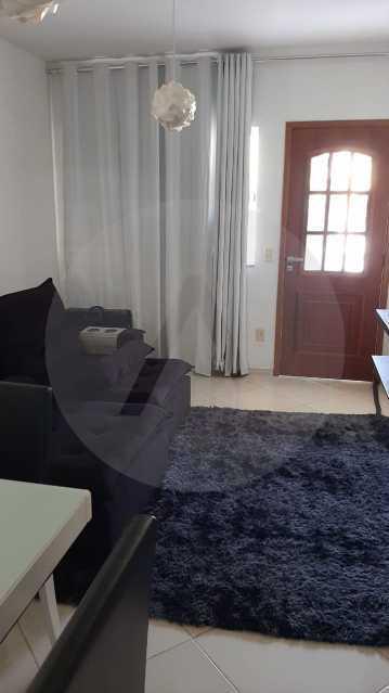 4 Casa Linear Itaipu. - Casa 2 quartos à venda Itaipu, Niterói - R$ 350.000 - HTCA20040 - 5